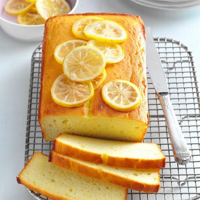 kuchen mit joghurt saftiger zitronenkuchen selber machen kuchenrezepte ideen einfache backrezepte