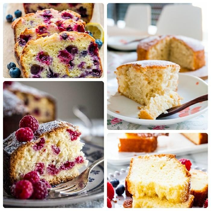kuchen mit obst leckere nachtisch rezepte joghurtkuchen mit himbeeren zitronenkuchen brunch ideen