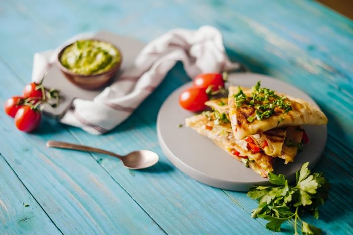 quesadilla selber machen abendessen zubereiten rezepte für jedne tag was kann ich heute kochen