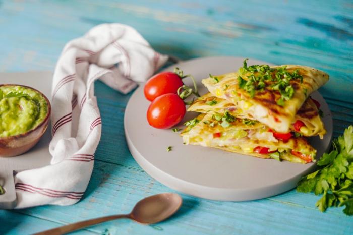 quesadilla selber machen leckere geirichte für den abend abendessen brunch mittagessen rezepte