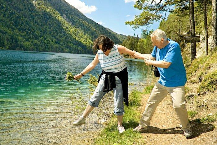 seniorreise als geschenk zur goldhochzeit für die eltern organisieren