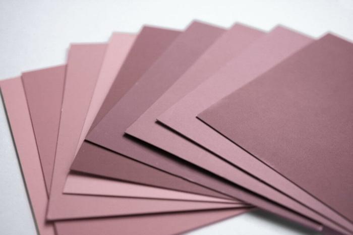 wandfarbe mauve trendige farbtöne wände streichen tipps infos einrichtungtipps