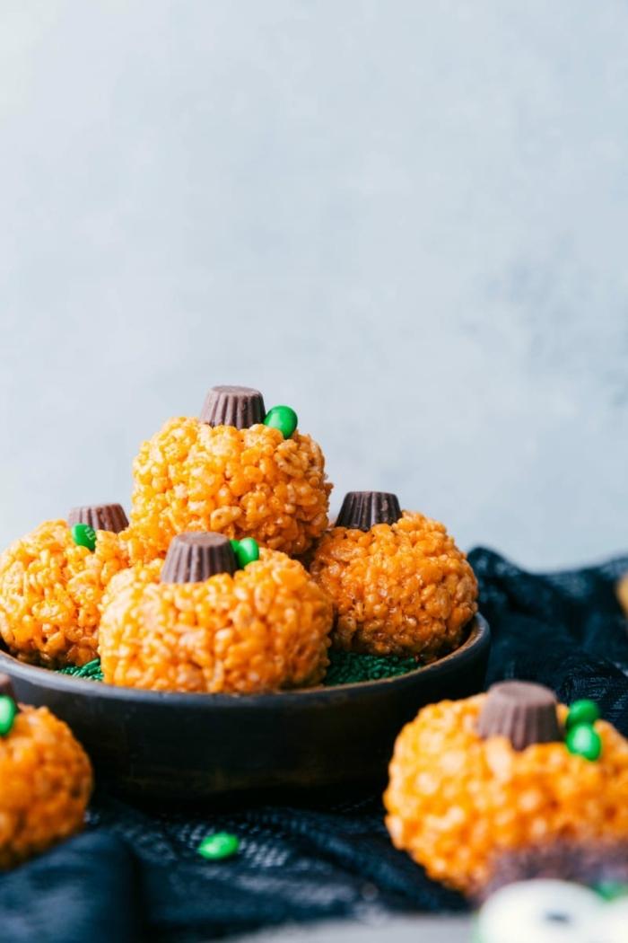 0 halloween rezepte für kinderparty mini kürbisse einfache zubereitung partyessen ideen herbst herbstpaty