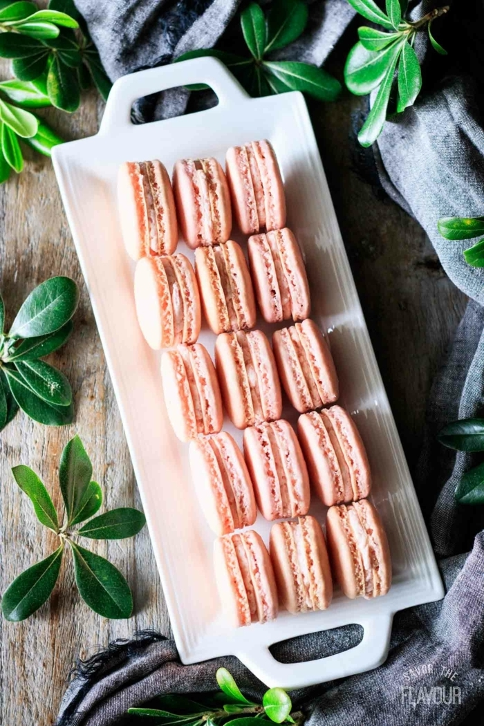 0 macarons selber machen die besten rezepte geschenke aus der küche makaronen zubereitung backmethode