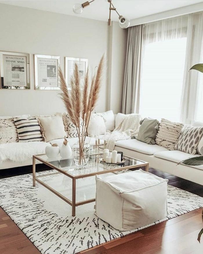 0 pampasgras deko zimmerdeko ideen skandinavische dekoration wohnzimmer einrichten und dekroeiren kaffeetisch dekoration