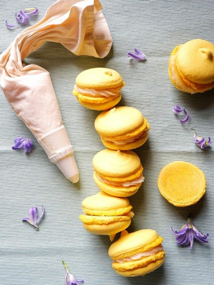 1 macarons rezept einfach makaronen mit ananas selber backen backrezepte ideen party essen