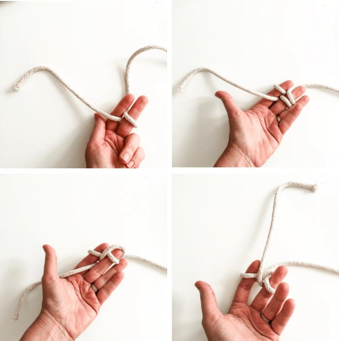 1 skandinavische deko selber machen diy anleitung schritt für schritt untersetzer aus seil collage