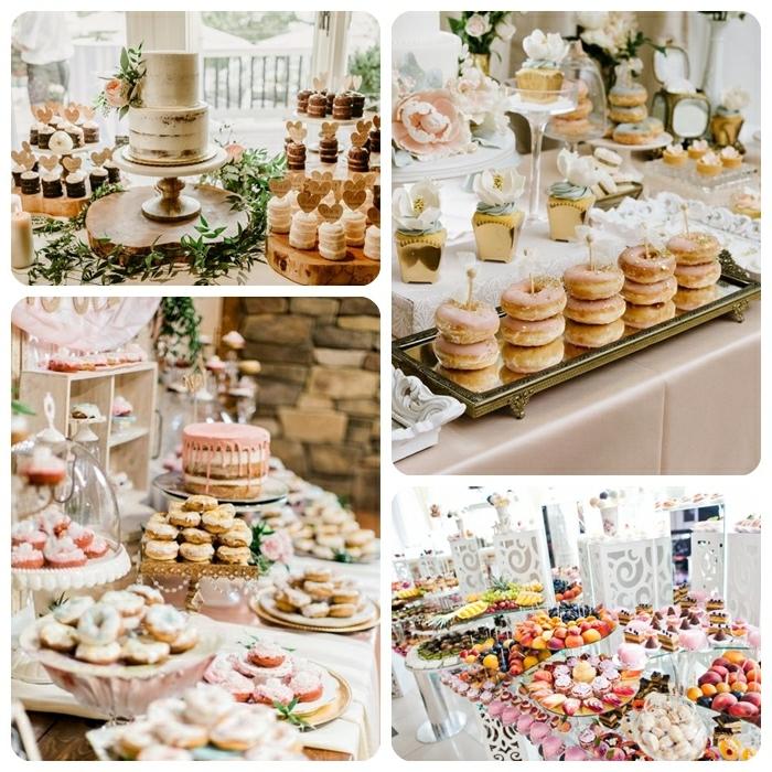 1001 + Ideen und Beipsiele für Candy Bar Hochzeit!