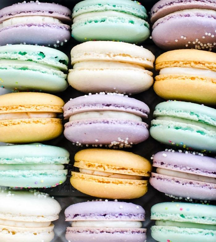 5 macarons selber backen die besten rezepte französische makaronen mit vanillencreme muttertagsgeschenk ideen
