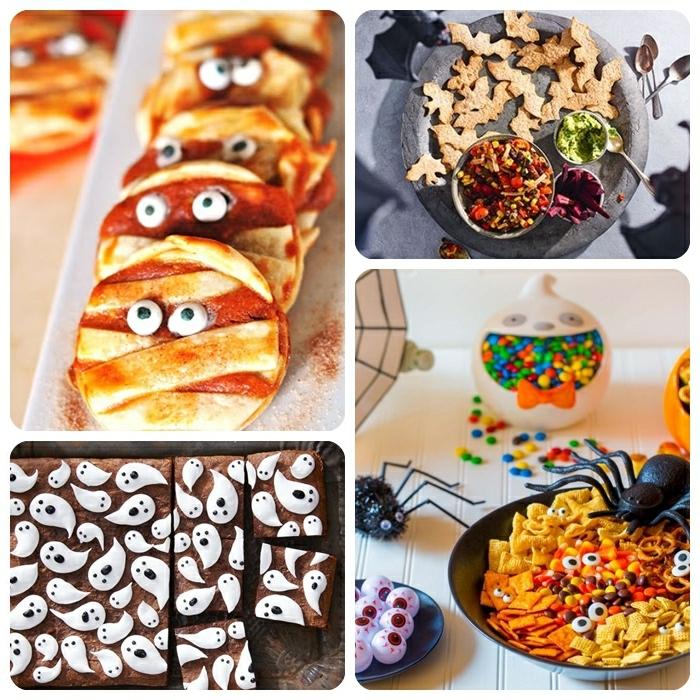 6 halloween rezepte fingerfood partysnacks für kinder selber machen rezepte ideen archzine