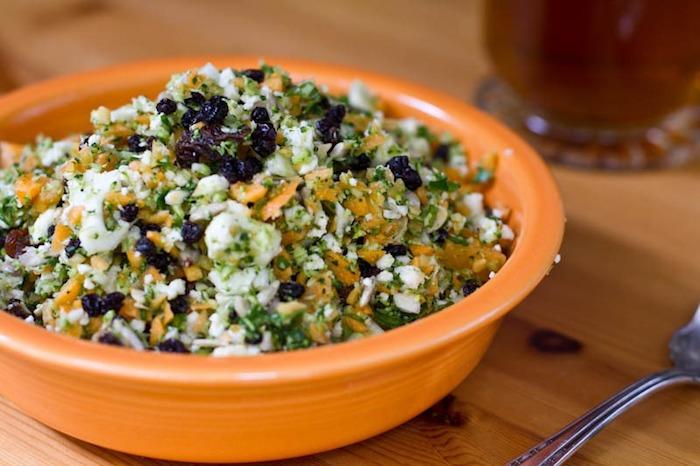 detox salad hypehair