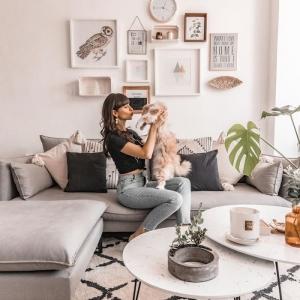 Stilvolle Deko für das Wohnzimmer