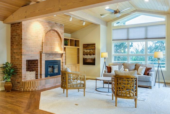 einrichtungsideen ein wohnzimmer bauen und renovieren gutscheine für lampen