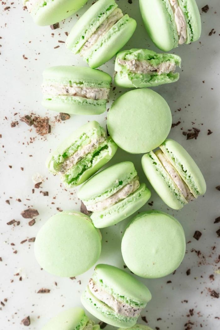 füllung für macarons mit pistazien leckere backrezepte partyfood die besten rezepte makaronen