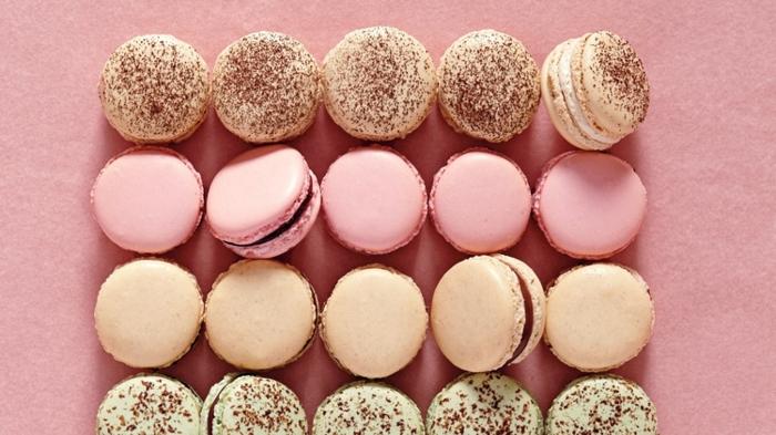 füllung für macarons verschiedene rezepte makaronen selber backen party essen beispiele
