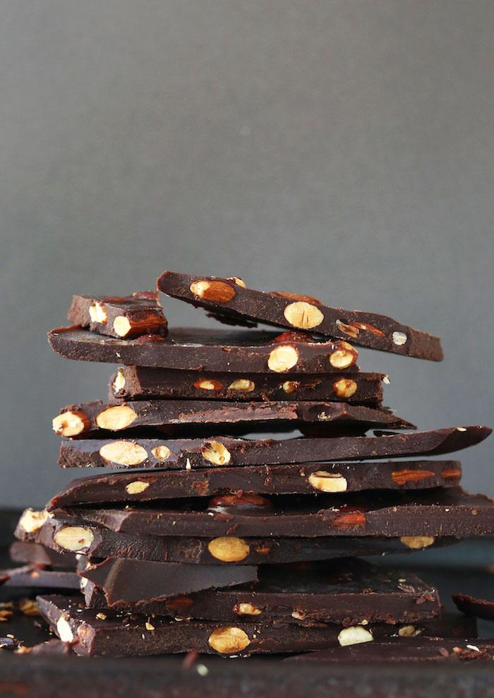 geschenke für die beste freundin ideen eine schokolade selber machen schokolade mit den lieblingszutaten