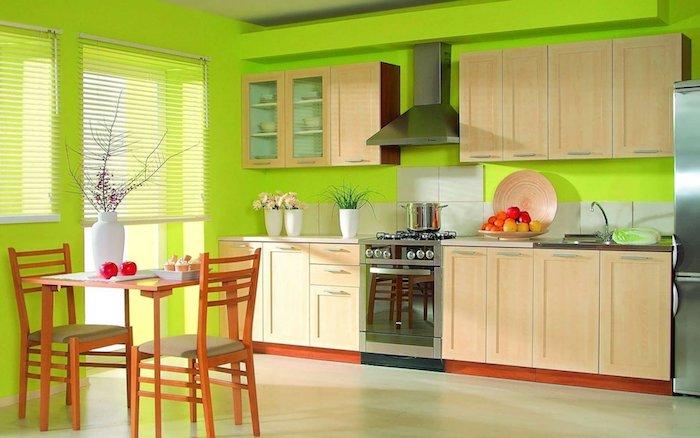 ikea küche grün küchen inpiration 2021 wände in gelb grüne nuancen holzschränke und möbel