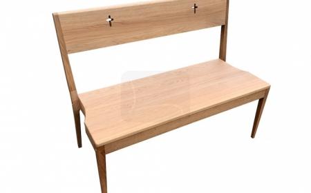 kirchenbank kaufen mit holzkorb confer shop kirchenstühle moderne kiche