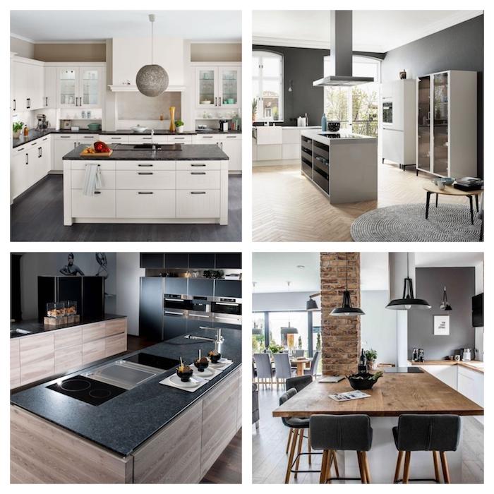 kochinsel oder esstisch insel kücheneinrichtung moderne küche ikea inspiration 2021