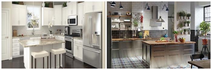 küche ikea edelstahl küche modern für 2021