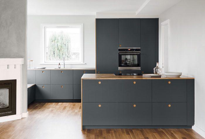 küchen inspirationen 2021 ikea küche schränke linoleum