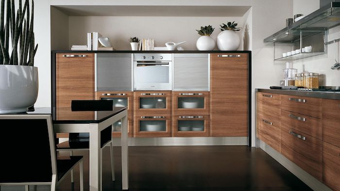 küchenlösungen für kleine küchen moderne küche ikea holz und edelstahl weiß