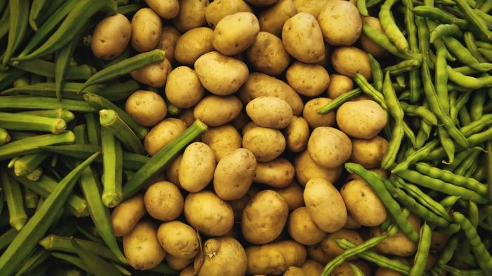 spargel und mehlig kochende speisekartoffel sorten für eine cemige kartoffelsuppe