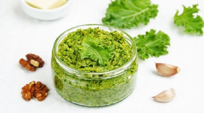 was koche ich heute vegetarisch schnelle leckere gerichte pesto aus koriander und avocado erdnüsse in glas