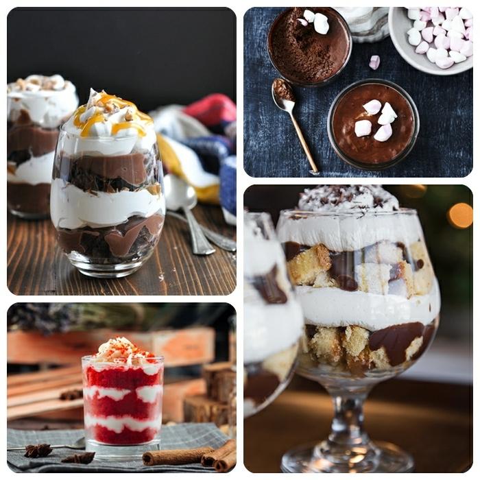 1 dessert im glas weihnachten nachtisch ideen einfach und schnell schokomousse selber machen parfait rezepte