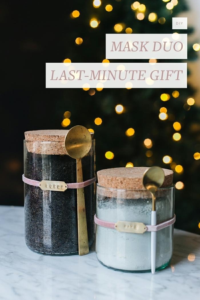 bastelideen für weihnachten zum verschenken diy geschenke selbsgtemachte geschenkideen last minute gifts weihanchtsgeschenk für mutter