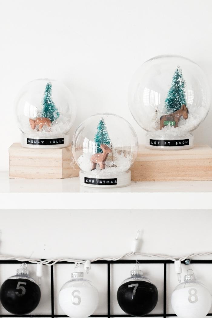 bastelideen für weihnachten zum verschenken diy ideen für den winter winterdeko selbstgemachte geschenke