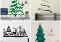 Wandtattoo Weihnachten – Schmücken Sie Ihr Haus mit Weihnachtsdekorationsvinyls