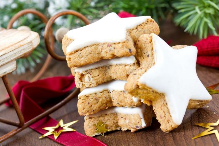 große wei ezimtsterne rezepte für leckere plätzchen einfache weihnachtsgebäck rezepte
