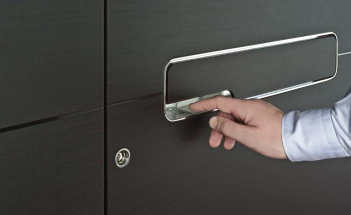 haustüren mit fingerprint tür öffnen mit finger mehr sicherheit zuhause türen von pirnar modernes türdesign
