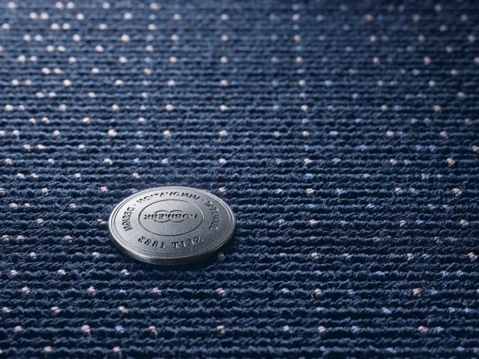 inneneinrichtung information bodenbeläge kinderzimmer blauer teppich teppichboden meterware