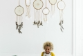 Traumfänger basteln mit Kindern – kreative und schöne Ideen