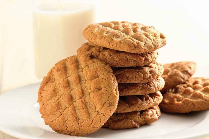 low carb kekse zum abnehmen erdnüssebutter zucker cookies