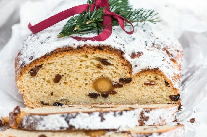 rezept für ein weihnachtsbrot ein früchtebrpt rezept einfache weihnachtsgebäck rezepte