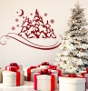 wandtattoo weihnachten dekoration ideen web wandtattoo com wohnung dekorieren ideen