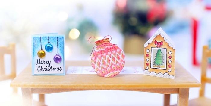 weihnachtsliches basteln mit kindern selbstgemachte weihanchtsdeko diy ideen zum weihanchten bastelideen zum selbermachen