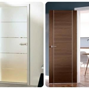 Holztür vs. Glastür: Welche Innentür passt zu mir?