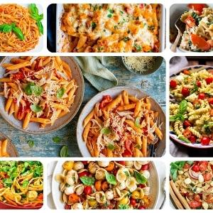 4 schnelle pasta rezepte abednessen ideen für jeden tag spaghetti zubereiten leckere gerichte