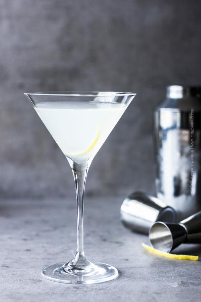getränke ideen und inspiration martini aus sauerkraut zubereiten rezept schöner martiniglas