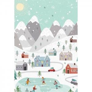 Weihnachts Hintergrundbilder - Festliche Stimmung auf dem Handy