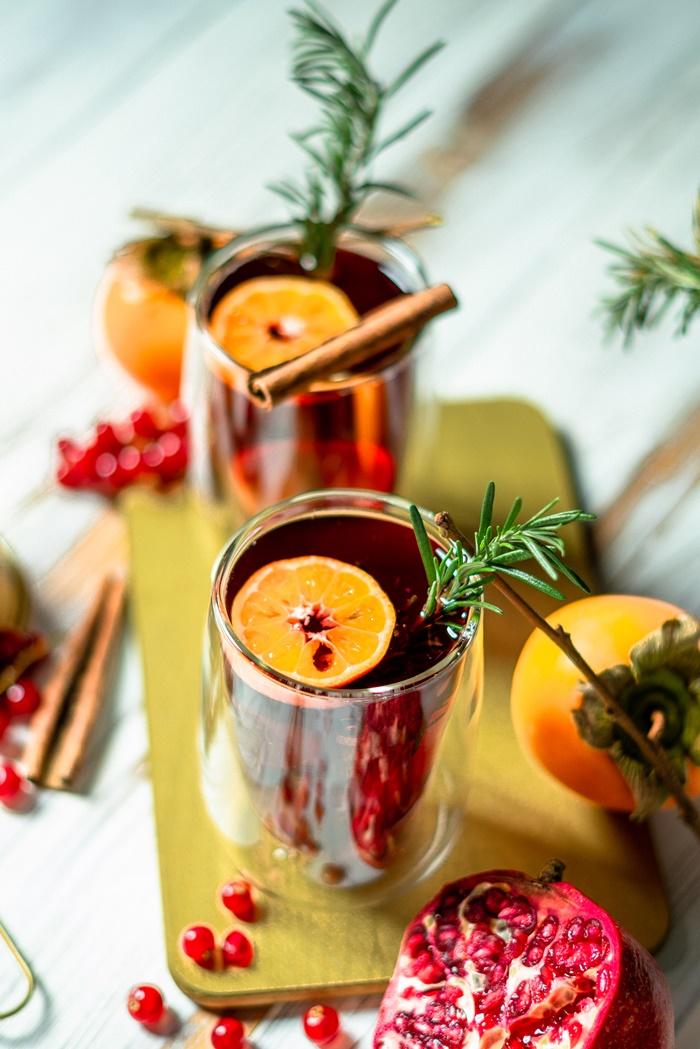 rezepte zu weihnachten leckerer glühwein selber machen archzine