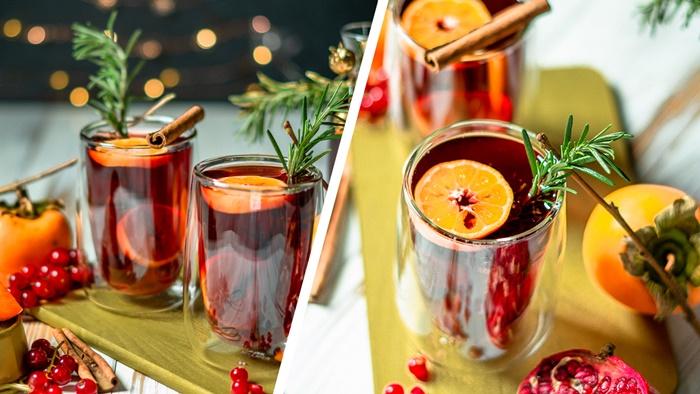 rezepte zu weihnachten party getränke partygetränke weihanchtsparty menü glühwein selber machen