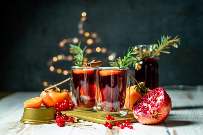 rezepte zu weihnachten wiehnachtsgetränke wintergetränke glühwein selber machen
