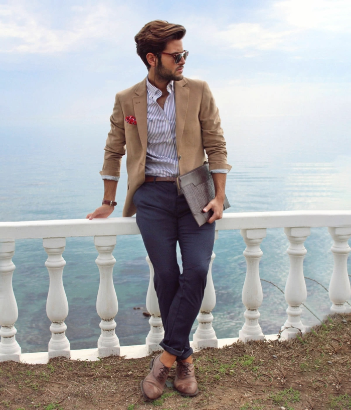 smart casual dress code men summer style luxe digital