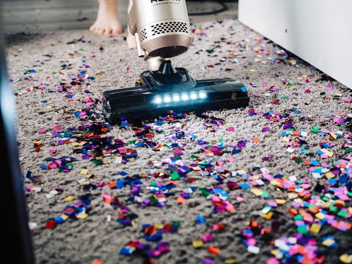 staubsauger auswählen wohnung reinigen teppich saugen tipps zum staubsaugerkauf