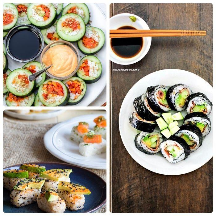 sushi reis machen schritt für schritt zubereitung die besten rezepte chinesisches essen